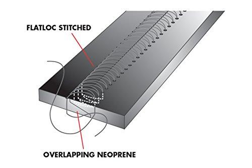 O'Neill Herren Reactor II 2mm Back Zip Spring Wetsuit, schwarz, M - 7