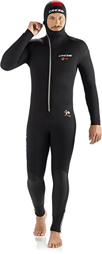 Cressi Herren Diver Man Monopiece Wetsuit Premium Neopren Tauchanzug