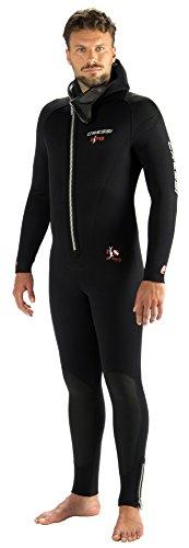 Cressi Herren Diver Man Monopiece Wetsuit Premium Neopren Tauchanzug - 3
