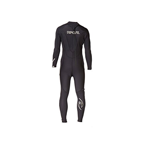 Rip Curl Dawn Patrol 4/3mm GBS Back Zip Steamer Wetsuit BLACK WSM4EM Wetsuit Sizes – Small - 3